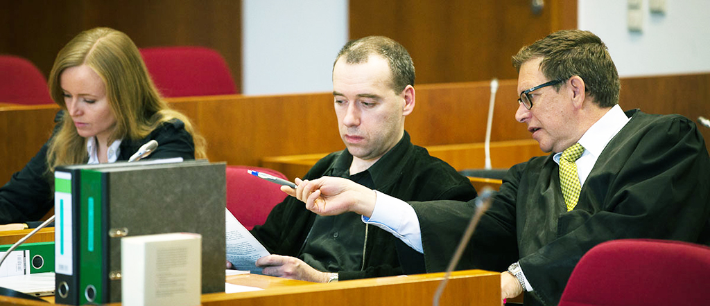 что делает истец в суде